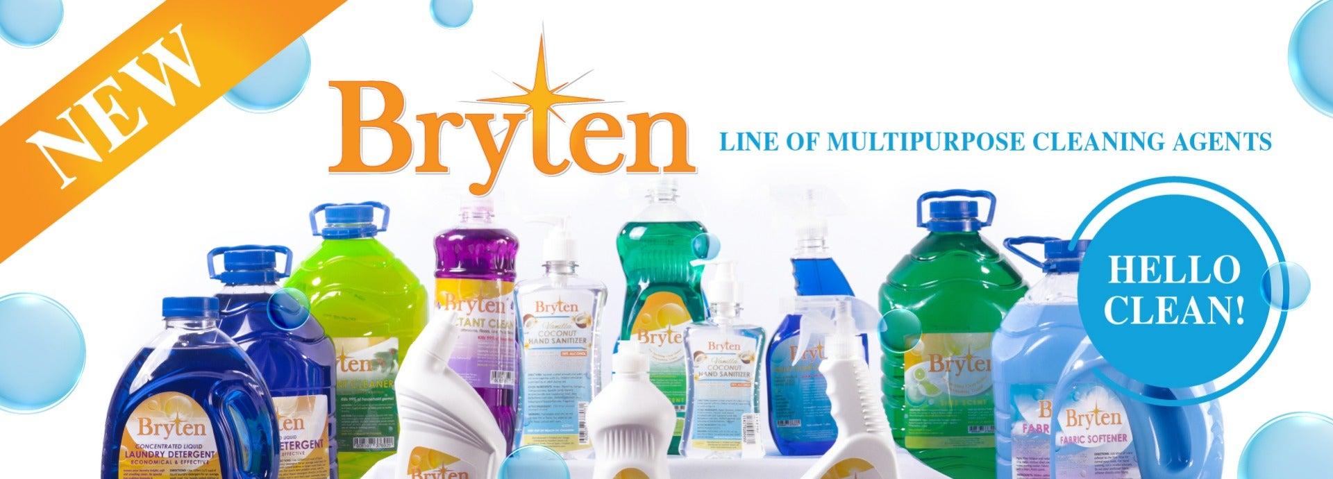 Bryten Cleaning Supplies