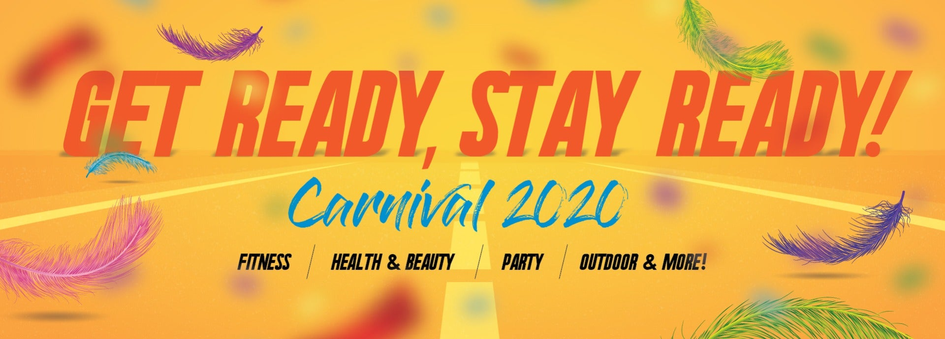 Get Ready for Carnival