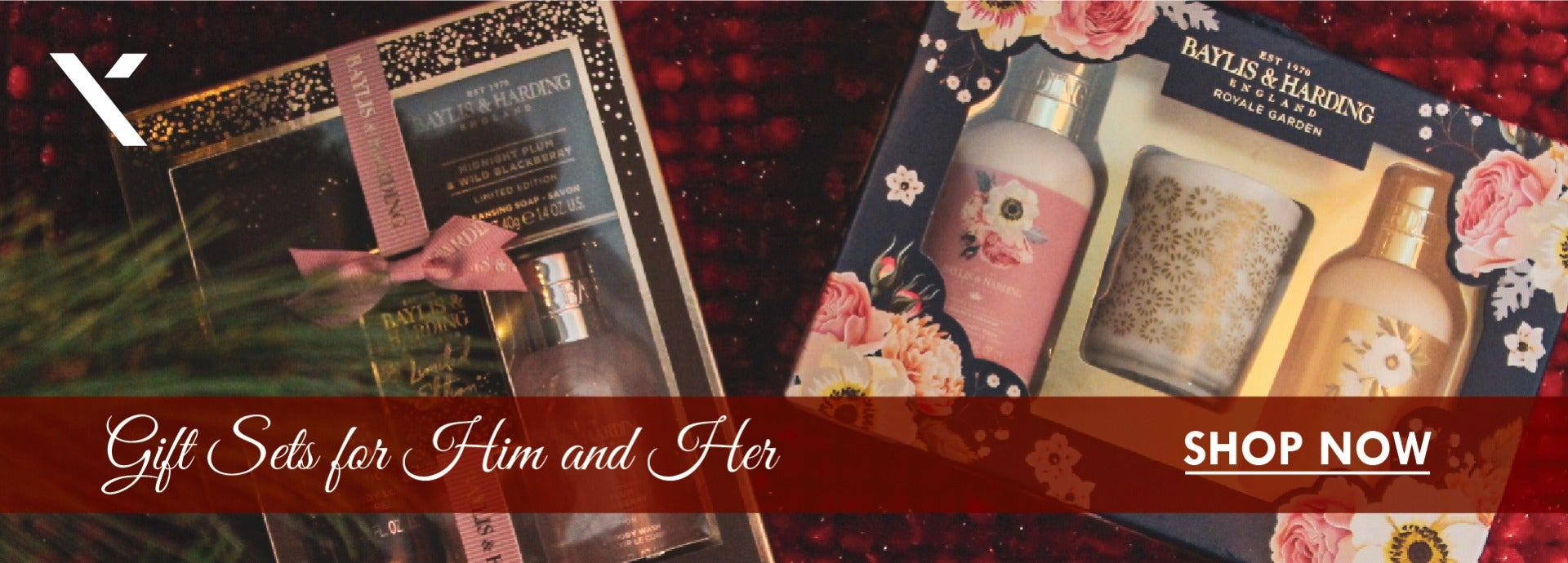 Gift Sets for Him and Her