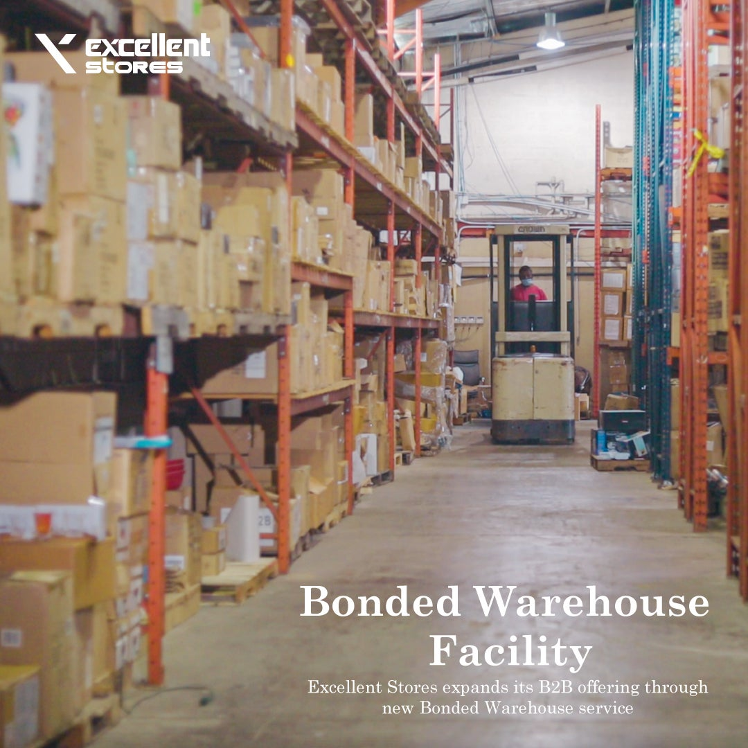 Click & Bonded Warehouse