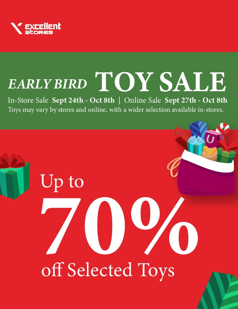 Toy Sale!