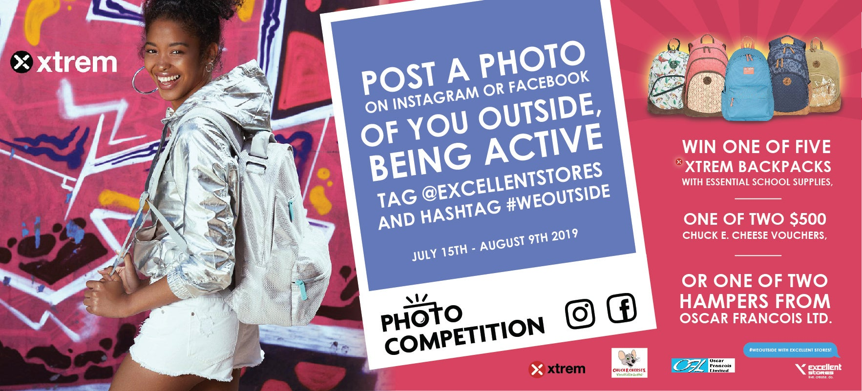 We Outside Photo Competition