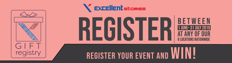 Gift Registry Register and Win